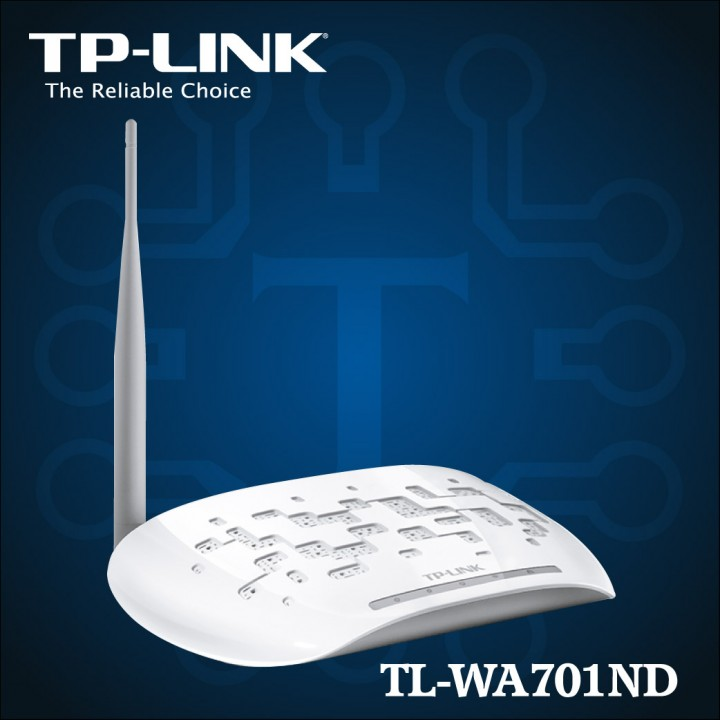 TL-WA701ND - 150Mbps Wireless N Access Point-01