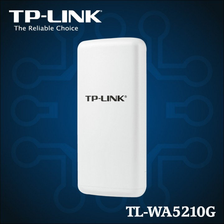 TL-WA5210G -  Wireless Outdoor CPE de alta potencia de 2,4 GHz-01
