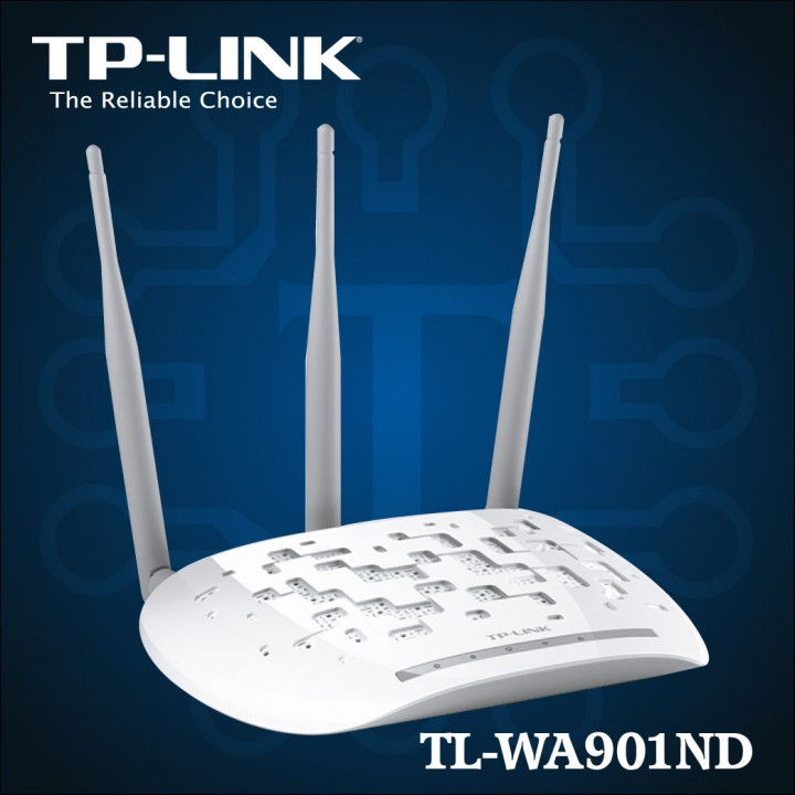 TL-WA901ND - 450Mbps Wireless N Access Point-01