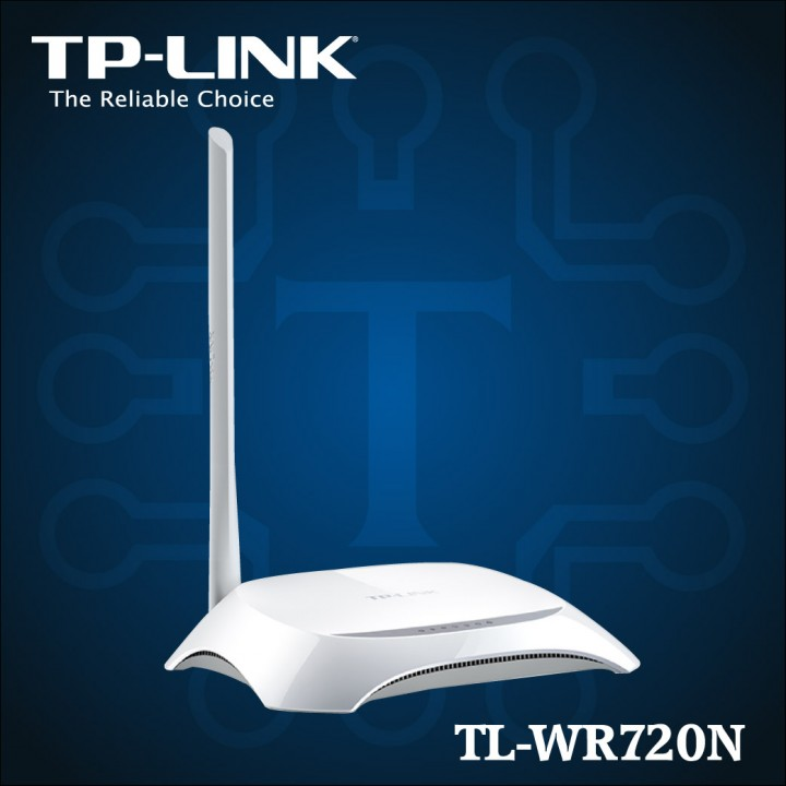TL-WR720N - 150Mbps Wireless N Router-01