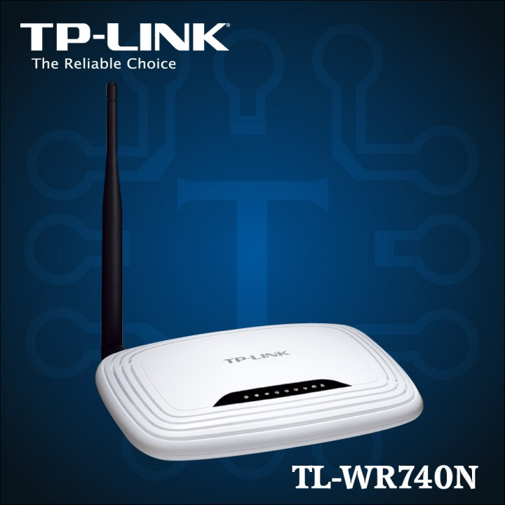 TL-WR740N - 150Mbps Wireless N Router-01